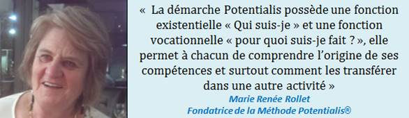 Citation de Marie-Renée Rollet
